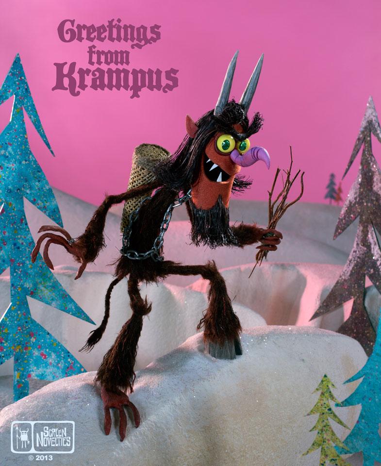 A Krampus Christmas | Screen Novelties